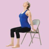 Chair Yoga (Yoga con la sedia)